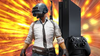 Will PUBG on XBOX One X Become Competitive? - IGN Access by IGN