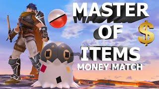 Ryo vs Mew2king money match