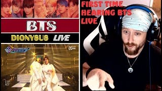 Metal Musician Reacts: BTS (방탄소년단) - Dionsysus LIVE