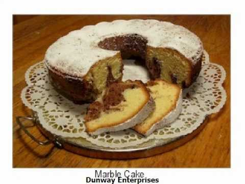Cookies/Cakes (30 Cookie/Cake Recipes)
