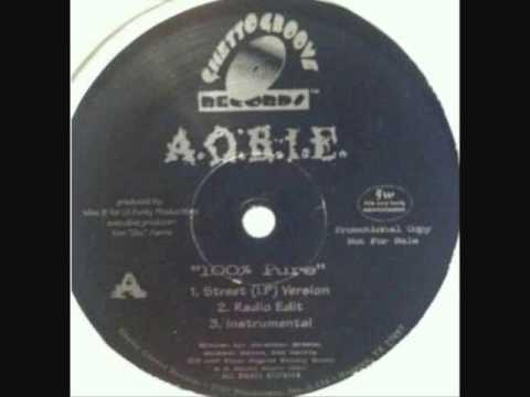 A.O.B.I.E.- 100% Pure