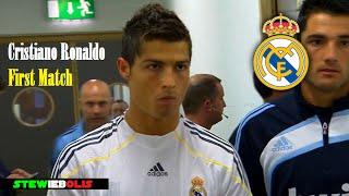 Video Cristiano Ronaldo ● First Match for Real Madrid ● HD #CristianoRonaldo MP3, 3GP, MP4, WEBM, AVI, FLV November 2017