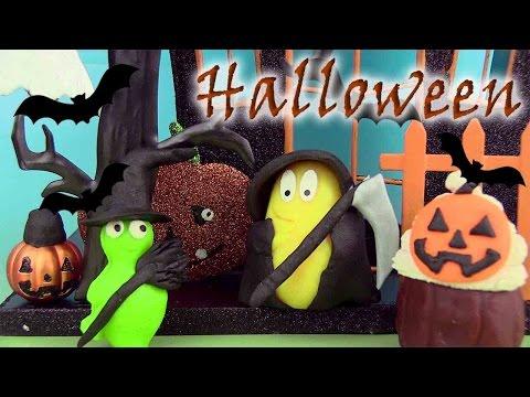 Play Doh Halloween 2015 Barbapapa Sac à Dos de Pâte à Modeler Halloween Costumes