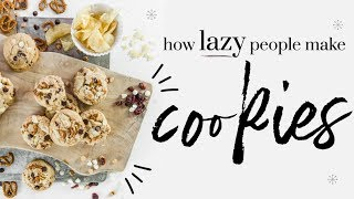2 COOKIES, ONE DOUGH   baking with meghan  ∙ BAKEMAS DAY 11 by Meghan Rienks