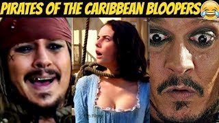 Video Pirates of the Caribbean 5 Bloopers Ft. Johnny Depp - All Movies Included - 2017 MP3, 3GP, MP4, WEBM, AVI, FLV Juni 2019