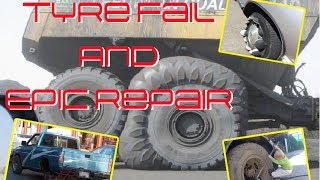 Tire Fail And Epic Repair Compilation 2017 Thanks For Watching My Video. Friends don't forget to Like , Subscribe and Comment. Stay Tuned For More Exciting V...