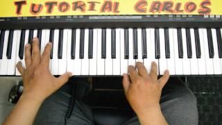Heme Aqui Marco Barrientos Piano Tutorial Carlos