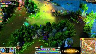 (HD152) Sypher vs Ennemy Rampage - League of Legends Replay [FR]