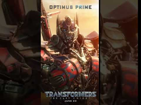 Optimus Prime - Motion Poster Optimus Prime (English)