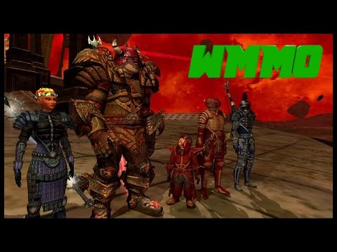 Everquest 2 – Gameplay,Creating Character HD