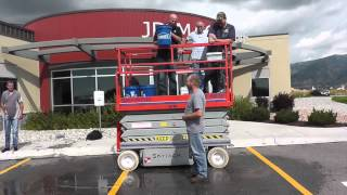JD Machine Quality Team Ice Bucket Challenge