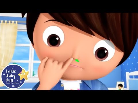 🔴  Little Baby Bum Live - Dont Pick Your Nose Song + More Songs For Kids - Cartoons And Kids Songs