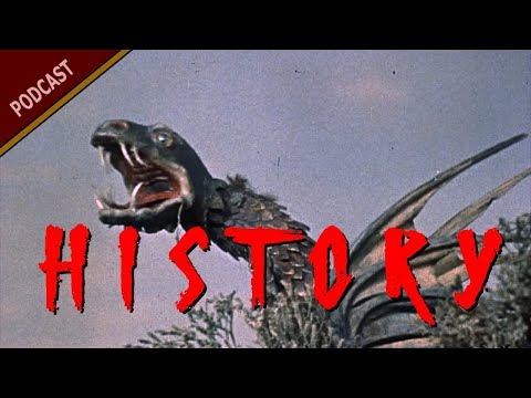 The HISTORY of Reptilicus (1961)
