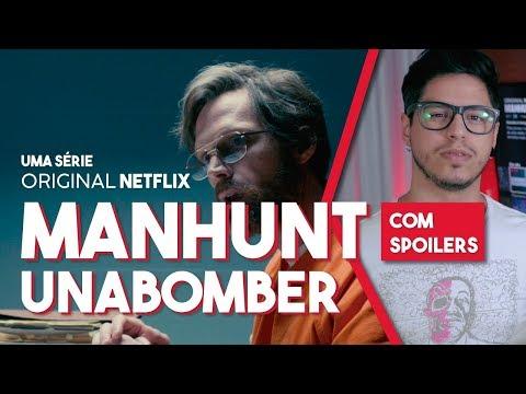 MANHUNT: UNABOMBER VALE A PENA? (Série Netflix) Crítica Com Spoilers - Café Nerd