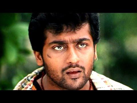 Siva Putrudu Movie || Surya Giving Warning To Villain Scene || Vikram, Surya, Laila