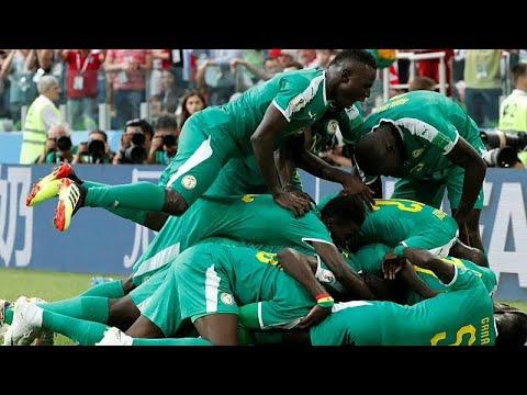 Fußball-WM: Polen unterliegt gegen Senegal 1:2