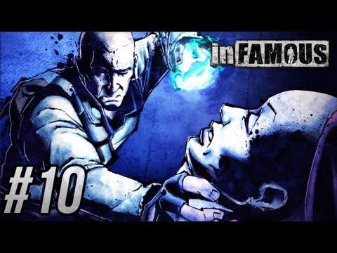"inFAMOUS - Episode 10 ""Alden Strikes"" (Good Karma / Platinum Guide)"