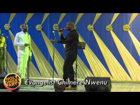 Evangelist Chimere Nwenu: February 2017 Holy Ghost Party