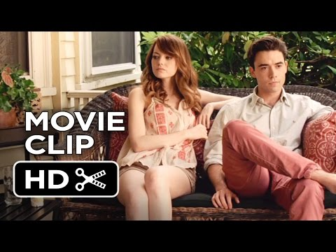 Irrational Man (Clip 'You're Paranoid')