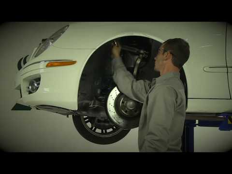 Replacing the Mercedes-Benz® E-Class (W211) Front Air Strut with Arnott Air Struts