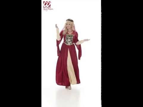 Costume Médiévale Femme-w20071