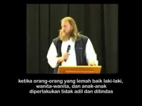 How I Came to Islam by Br. Abdur Raheem Green 3 (Subtitle Indonesia)