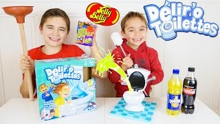 Video DELIR'O TOILETTES EXTRÊME CHALLENGE ! Coca, Orangina, Jelly Belly - TOILET TROUBLE CHALLENGE download in MP3, 3GP, MP4, WEBM, AVI, FLV January 2017