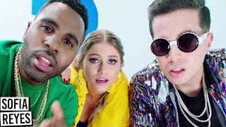 Video Sofia Reyes - 1, 2, 3 (feat. Jason Derulo & De La Ghetto) [Official Video] MP3, 3GP, MP4, WEBM, AVI, FLV Mei 2018