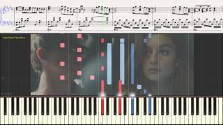 We Don't Talk Anymore - Charlie Puth feat. Selena Gomez (Ноты и Видеоурок) (piano cover)