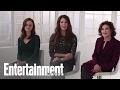 Gilmore Girls: Alexis Bledel, Lauren Graham & More On New Show | Cover Shoot | Entertainment Weekly