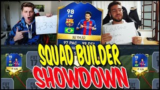 FIFA 17 - 98 TOTS NEYMAR SQUAD BUILDER SHOWDOWN!! 😱⚽🔥 - FIFA 17 ULTIMATE TEAM (DEUTSCH) Mp3
