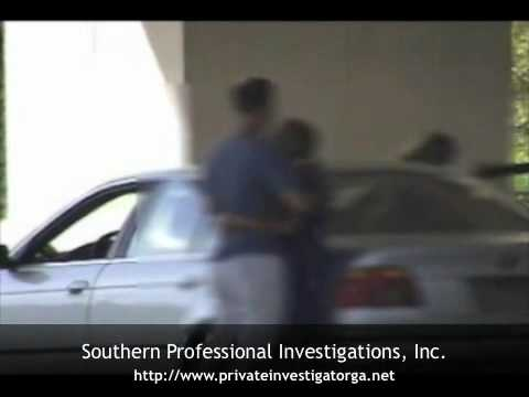 Sample Investigation video of cheating spouses