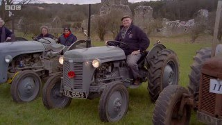 Christine Walkden takes a look at the Ferguson T20 tractor.