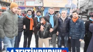 Vatandaşdan Murat Aydın'a Sevgi Selli