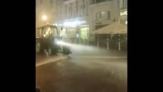 Что такое уборка дорог по-русски!?
