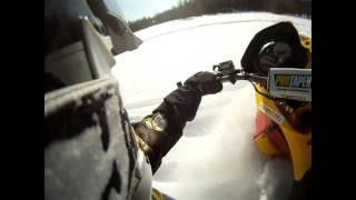 7. Ski Doo MXZ 500 SS Mod X-Treme Shop Rippin