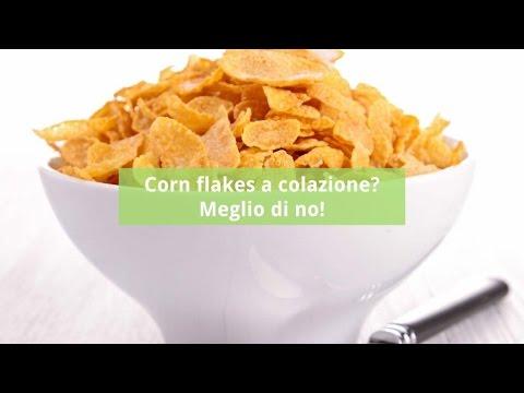 perché non dovremmo mangiare corn flakes a colazione
