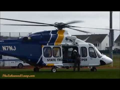 Project CRASH Jackson Liberty High School with LPD and NJSP Chopper TLS