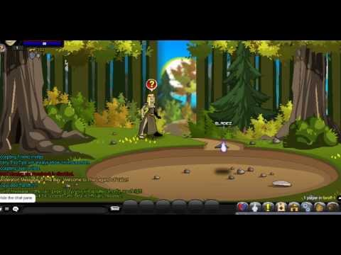 aqw private server - Click