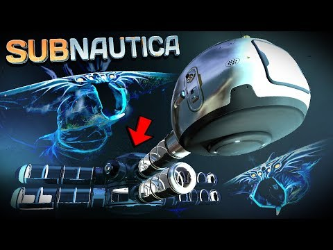 Subnautica - THEY DON'T LIKE ME BEING HERE.. Void Base Expansion: Scanner Room - Subnautica Gameplay (видео)