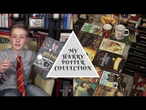 HARRY POTTER SAMMLUNG Teil 1 (Harry Potter Collection) Our FANTASYWORLD