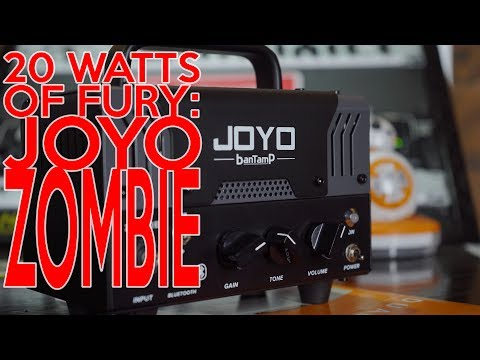 20 Watts of Fury for under $200 - Joyo ZoMBie | SpectreSoundStudios DEMO (видео)