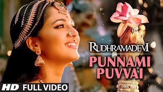 Nonton Punnami Puvvai  Full Video Song    Rudhramadevi    Allu Arjun  Anushka  Rana Daggubati  Prakashraj Film Subtitle Indonesia Streaming Movie Download