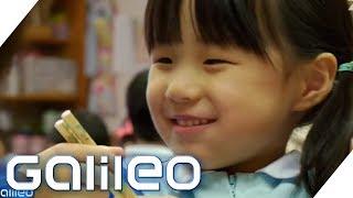 Video So wichtig ist die Mittagspause in Japans Schulen | Galileo | ProSieben MP3, 3GP, MP4, WEBM, AVI, FLV Juli 2018