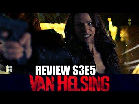 Van Helsing Season 3 Episode 5 Pretty Noose REVIEW/RECAP (Spoilers)