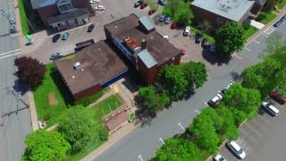 Amherst (NS) Canada  city images : DJI Drone Amherst NS Fly Over