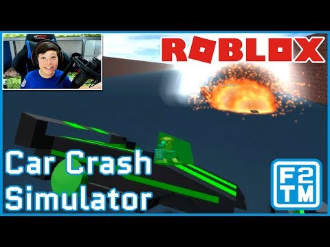 Car Crash Simulator - Roblox