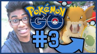 WILD BOSS ENCOUNTER?! - Pokémon GO (Episode 3) by Tyranitar Tube