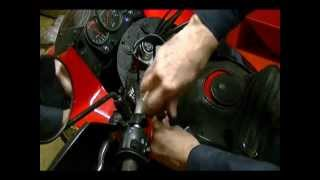 8. How to Replace a Halogen Headlight Bulb on a 2008-2013 Kawasaki KLR 650