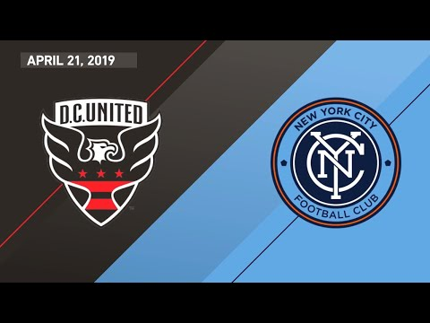 Download HIGHLIGHTS: DC United 0-2 NYCFC HD Mp4 3GP Video and MP3
